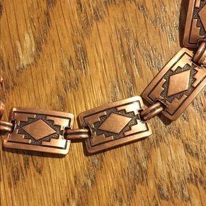 Jewelry - Mom's Day! Copper Bracelet Native American